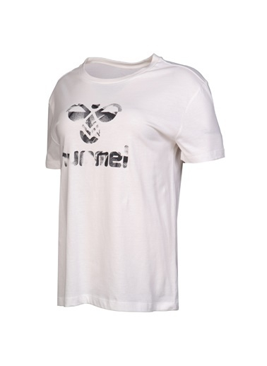 Hummel Kadın Tişört Sofia 911033-9003 Beyaz